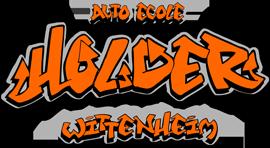 Auto école Holder Logo